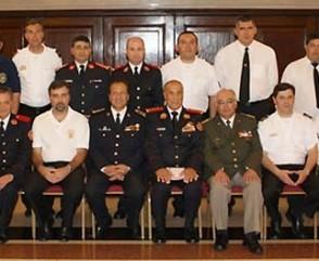 Se celebró la Sesión Anual 2012 de la Junta Directiva de la Organización de Bomberos Americanos