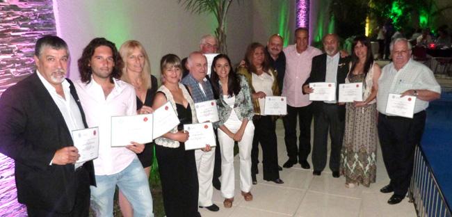 La Escuela Nacional de Dirigentes entregó en Rosario los certificados a sus primeros diplomados