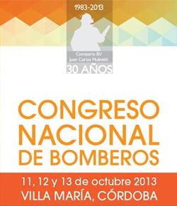 Congreso Nacional de Bomberos 2013