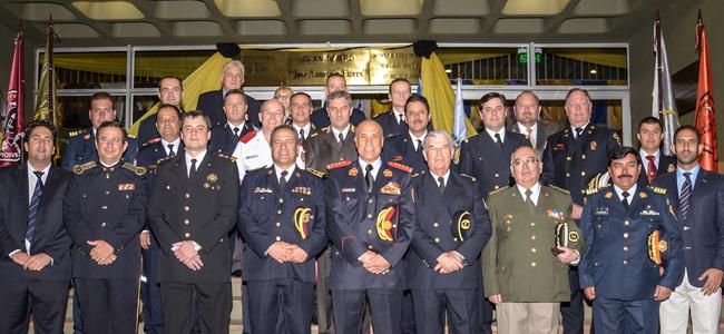 Paraguay fue sede de la II Sesión Anual de Mesa directiva de OBA
