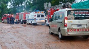 Los bomberos de Misiones están en alerta y protestarán el jueves 26 en las rutas de la provincia