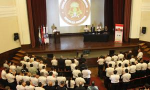 La Academia Nacional celebró su primera reunión anual de directores de Capacitación y de Departamentos de Especialidades
