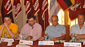 La Organización de Bomberos Americanos se reunirá en Buenos Aires