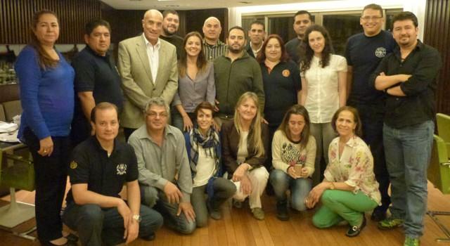 Taller OBA en Buenos Aires