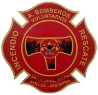 Bomberos Voluntarios de Villa General Roca
