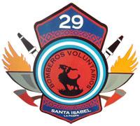 Bomberos Voluntarios de Santa Isabel