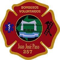 Bomberos Voluntarios de Juan Jose Pasos