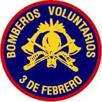 Bomberos Voluntarios de 3 de Febrero