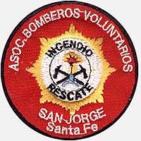 Bomberos Voluntarios de San Jorge
