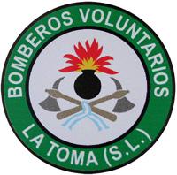 Bomberos Voluntarios de La Toma