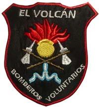 Bomberos Voluntarios de El Volcan