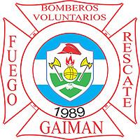 Bomberos Voluntarios de Gaimán