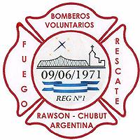 Bomberos Voluntarios de Rawson