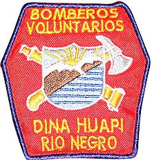 Bomberos Voluntarios de Dina Huapi