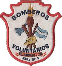 Bomberos Voluntarios de Del Campillo