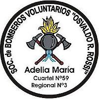 Bomberos Voluntarios de Adelia Maria