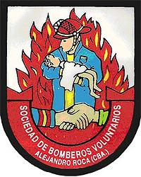 Bomberos Voluntarios de Alejandro Roca