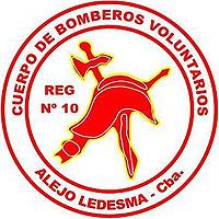 Bomberos Voluntarios de Alejo Ledesma
