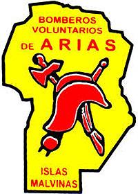 Bomberos Voluntarios de Arias