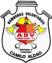 Bomberos Voluntarios de Camilo Aldao