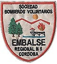 Bomberos Voluntarios de Embalse
