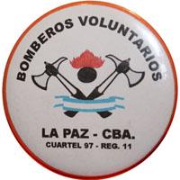 Bomberos Voluntarios de La Paz