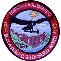 Bomberos Voluntarios de Mina Clavero