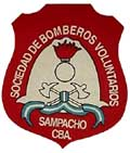 Bomberos Voluntarios de Sampacho