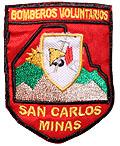 Bomberos Voluntarios de San Carlos Minas