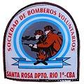 Bomberos Voluntarios de Santa Rosa de Rio Primero