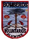Bomberos Voluntarios de Alumine