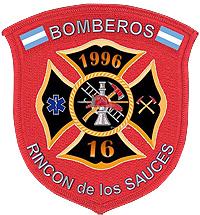 Bomberos Voluntarios de Rincon de los Sauces
