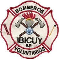 Bomberos Voluntarios de Ibicuy