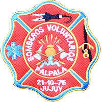 Bomberos Voluntarios de Palpalá
