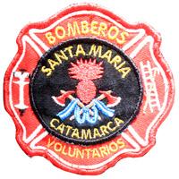 Bomberos Voluntarios de Santa María