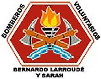 Bomberos Voluntarios de Bernardo Larroudé y Sarah