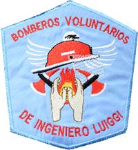 Bomberos Voluntarios de Ingeniero Luiggi
