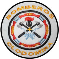 Bomberos Voluntarios de Clodomira