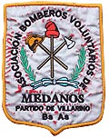 Bomberos Voluntarios de Medanos