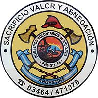 Bomberos Voluntarios de Arequito
