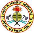 Bomberos Voluntarios de General San Martin