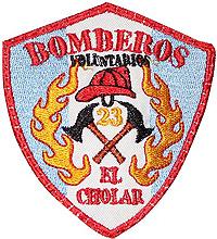 Bomberos Voluntarios de El Cholar