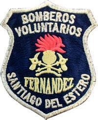 Bomberos Voluntarios de Fernandez