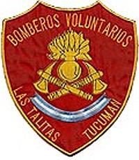 Bomberos Voluntarios de Las Talitas