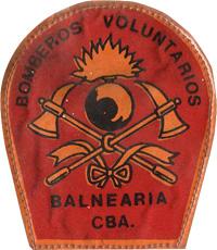 Bomberos Voluntarios de Balnearia