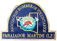 Bomberos Voluntarios de Embajador Martini