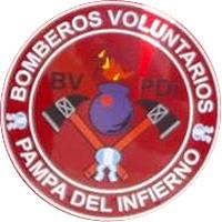 Bomberos Voluntarios de Pampa del Infierno