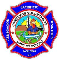Bomberos Voluntarios de Mariano Moreno