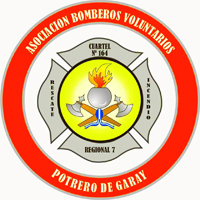 Bomberos Voluntarios de Potrero de Garay