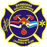 Bomberos Voluntarios de Leandro N. Alen